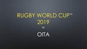 Oita Rugby 2019